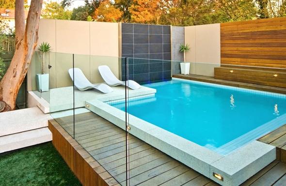 tempered glass frameless pool fence